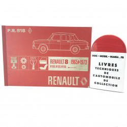 CATALOGUE DES PIECES RENAULT 8