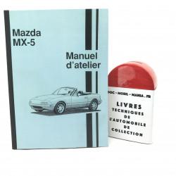 MANUEL D ATELIER MAZDA MX5