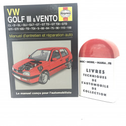 HAYNES VW GOLF 3