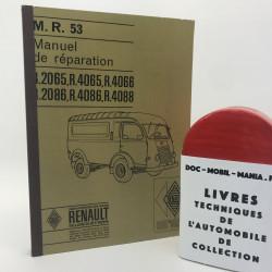 MANUEL D ATELIER RENAULT 1000 ET 1400 KGS