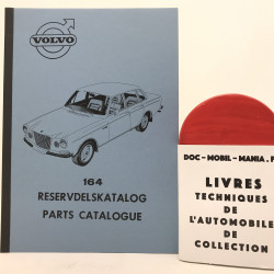 CATALOGUE DES PIECES VOLVO 164