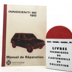 MANUEL DE REPARATION INNOCENTI 90 & 120