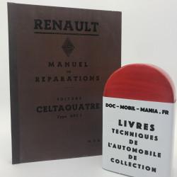 MANUEL D ATELIER RENAULT CELTAQUATRE