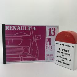 CATALOGUE DES PIECES DETACHEES RENAULT 4