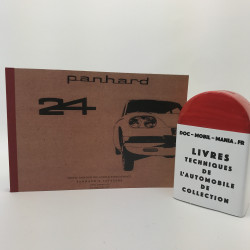 CATALOGUE DES PIECES DETACHEES PANHARD 24