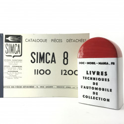 CATALOGUE DE PIECES SIMCA 8