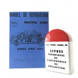 MANUEL D ATELIER MATRA 530
