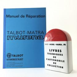 MANUEL DE REPARATION MATRA  MURENA