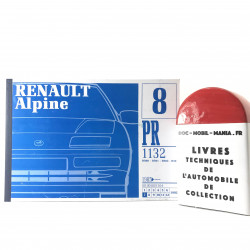 CATALOGUE DE PIECES DETACHEES ALPINE V6