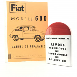 MANUEL D ATELIER FIAT 600