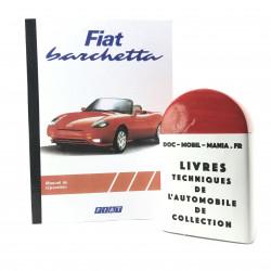MANUEL D ATELIER FIAT BARCHETTA
