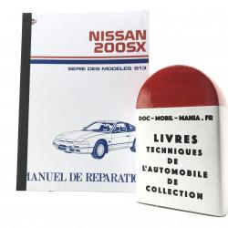 MANUEL D ATELIER NISSAN 200 SX