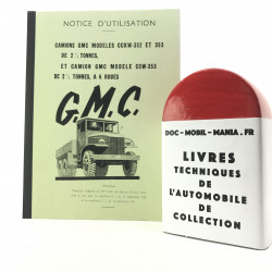 MANUEL TECHNIQUE GMC 6X6 TM 9-801