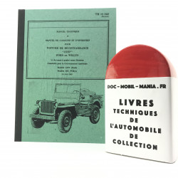 MANUEL TECHNIQUE JEEP TM 10-1349