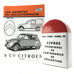 ARCHIVES DU COLLECTIONNEUR CITROEN 2CV