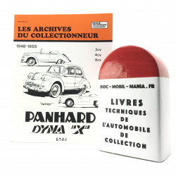 ARCHIVES DU COLLECTIONNEUR PANHARD DYNA X