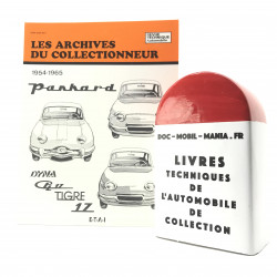 ARCHIVES DU COLLECTIONNEUR PANHARD DYNA Z & PL17