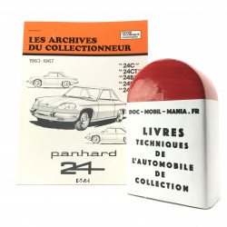 ARCHIVES DU COLLECTIONNEUR PANHARD 24