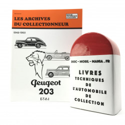 ARCHIVES DU COLLECTIONNEUR PEUGEOT 203