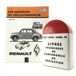ARCHIVES DU COLLECTIONNEUR RENAULT 4CV