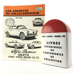ARCHIVES DU COLLECTIONNEUR ALFA ROMEO GIULIETTA