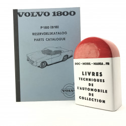 CATALOGUE DES PIECES DETACHEES VOLVO P1800