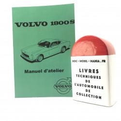 MANUEL D ATELIER VOLVO P1800