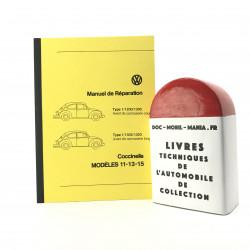 MANUEL DE REPARATION VW COCCINELLE