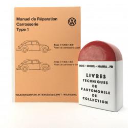 MANUEL DE REPARATION CARROSSERIE VW COCCINELLE