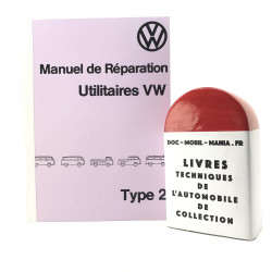 MANUEL DE REPARATION VW COMBI T2 Bay Window