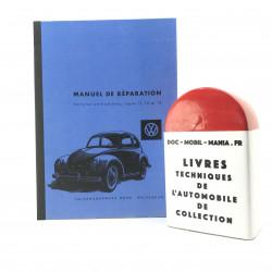 MANUEL DE REPARATION VW COCCINELLE 1200
