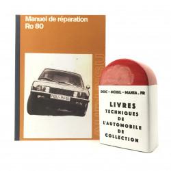 MANUEL DE REPARATION NSU RO80