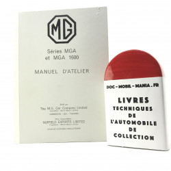 MANUEL D ATELIER MGA