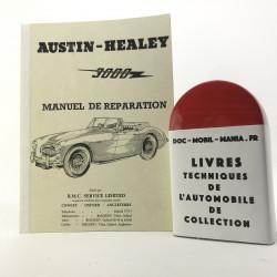 MANUEL D ATELIER AUSTIN HEALEY 3000