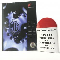 MANUEL D ATELIER MG F