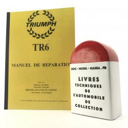 MANUEL DE REPARATION TRIUMPH TR6