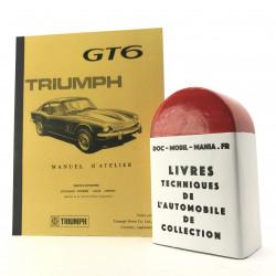 MANUEL DE REPARATION TRIUMPH GT6