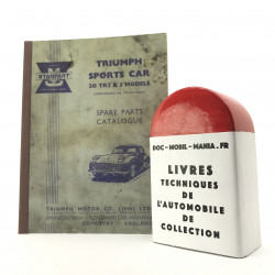 CATALOGUE DES PIECES DETACHEES TRIUMPH TR2 & TR3