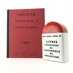 MANUEL DE REPARATION JAGUAR MK 10