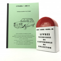 CATALOGUE SIMPLIFIE CITROEN AMI 8